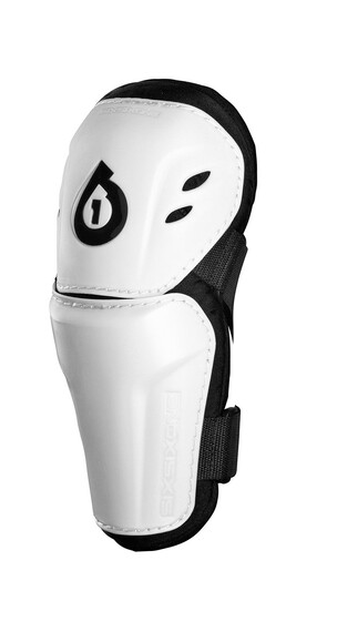 SixSixOne Comp Elbow Guard white